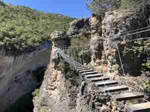 puente ferrata de priego